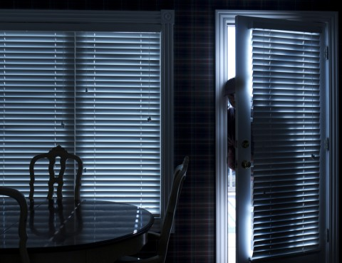 Avoiding Risky Situations - Home Theft Guide